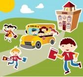 9912447-retour-au-contexte-scolaire-illustration-des-concept-composition-de-facade-de-bus-les-enfants-et-les