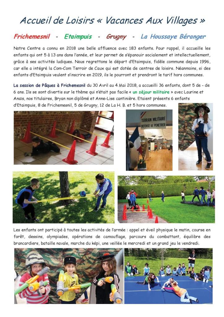 AIVV pour bulletin municipal Janvier 2019 1