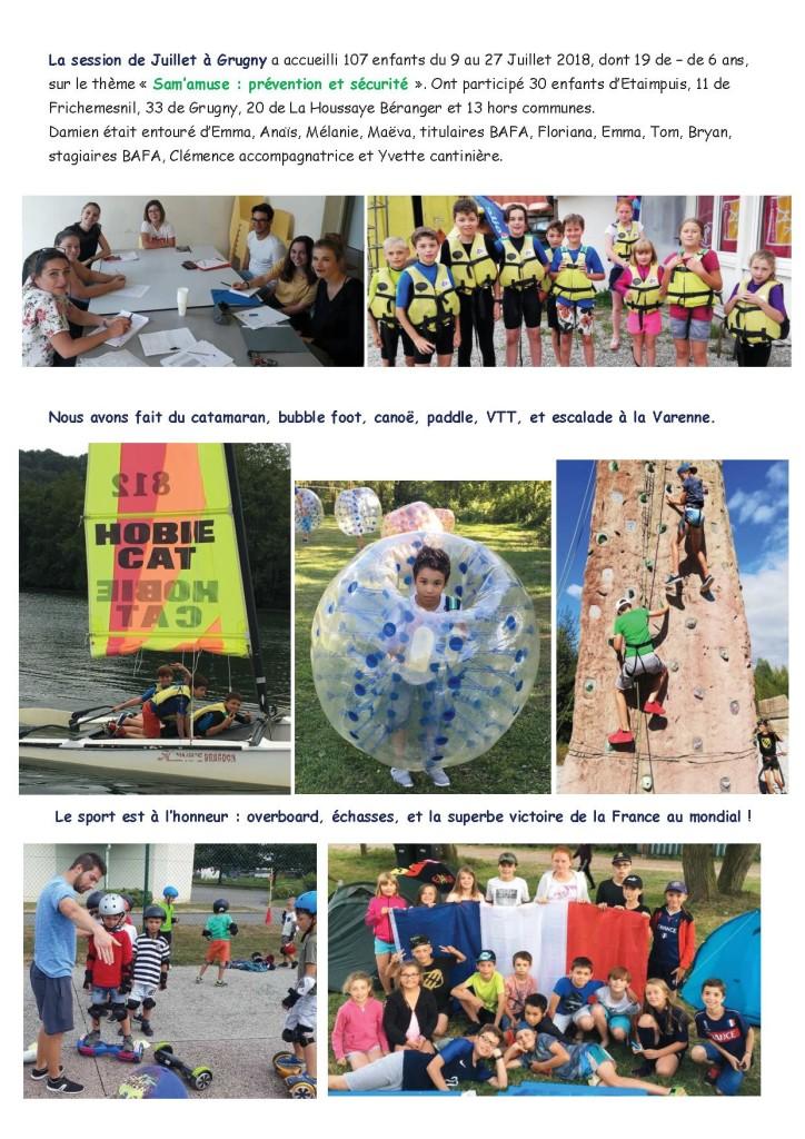 AIVV pour bulletin municipal Janvier 2019 2