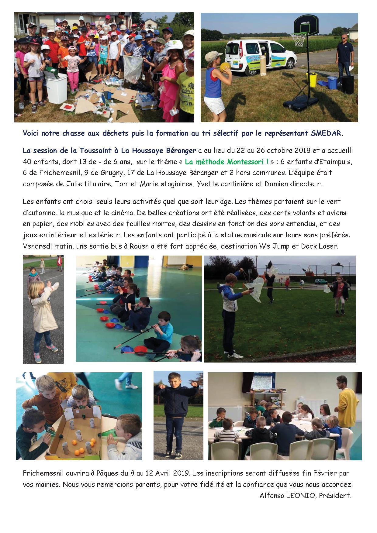 AIVV pour bulletin municipal Janvier 2019 4