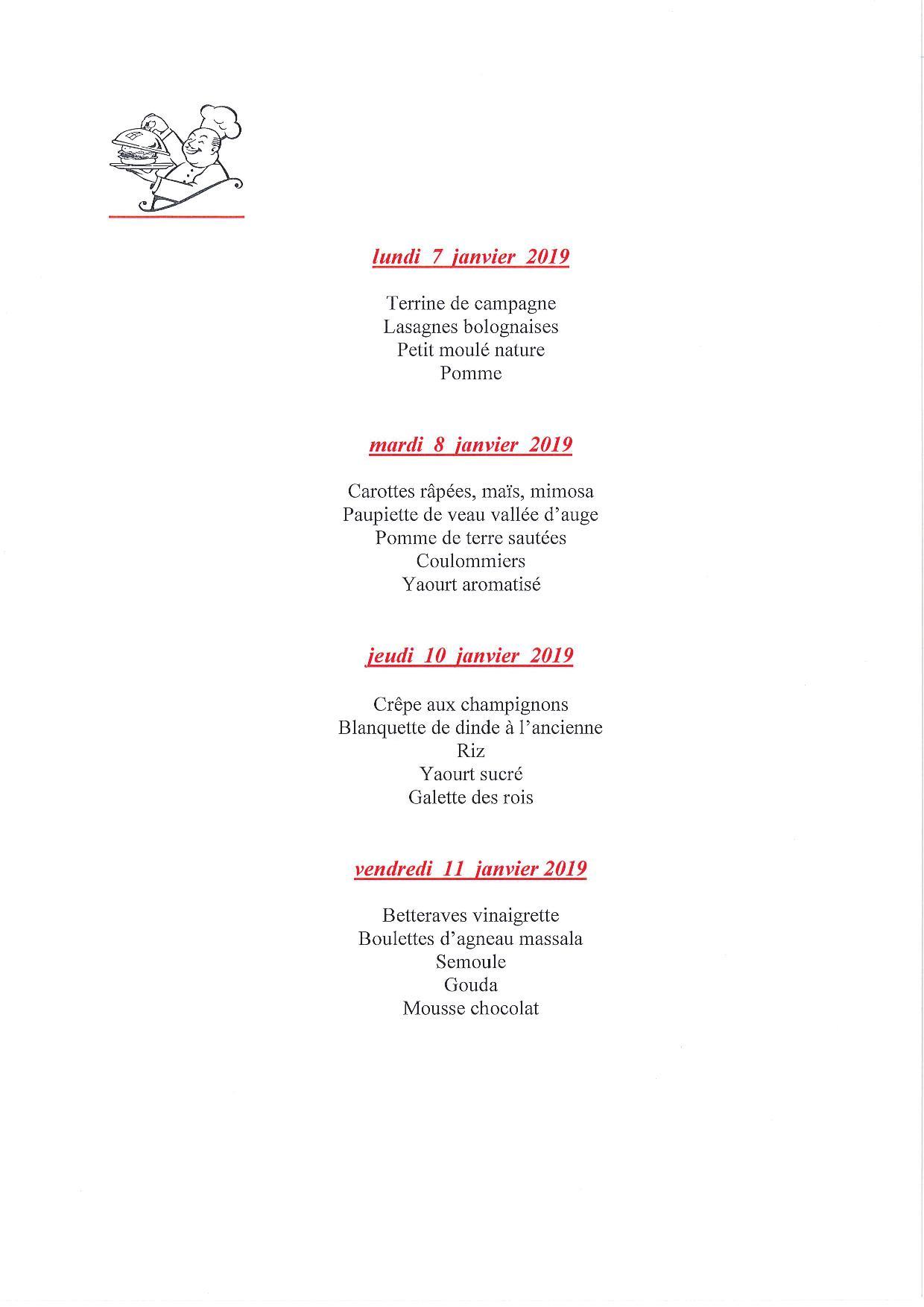 menu 01.19